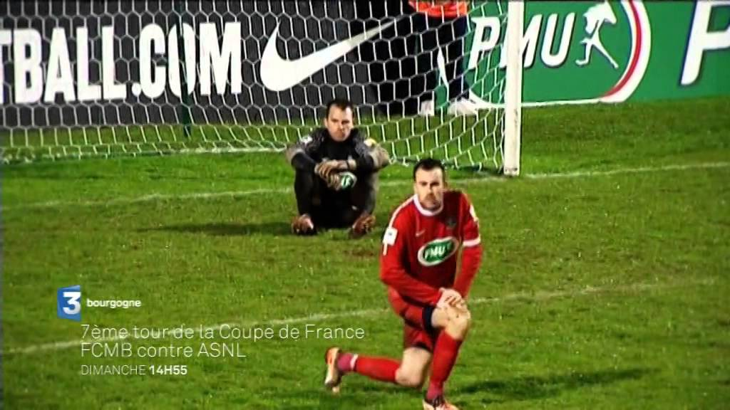 Bande annonce coupe de france montceau nancy en direct sur france 3 bourgogne youtube - Coupe de france en direct france 2 ...