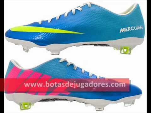 Nuevas Nike Mercurial 2013 2014 Upcoming boots - YouTube