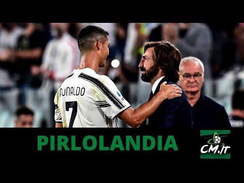 """Juventus-Sampdoria 3-0: """"È Subito PIRLOLANDIA"""""""