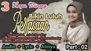 3 Lagu Minang Bikin Luluh Perasaan - (Official Music Audio) - Karya: Henky Hendrawan (Idham)