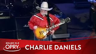 Charlie Daniels Invited to Join the Grand Ole Opry | Inductions and Invitations | Opry
