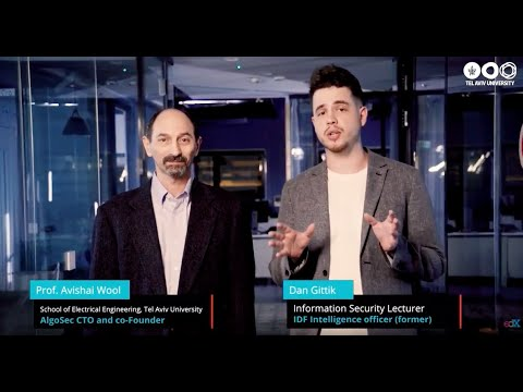 Unlocking Information Security| IsraelX on edX