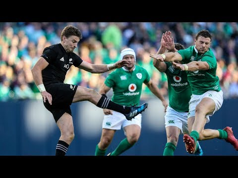 How The Kicking Game Will Decide Ireland Vs New Zealand