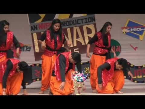 Hey ganray || ABCD 2 ||Pray dance || Manish Gohil || NVPAS || HUNAR