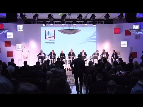 Warsaw Capital Market Summit 2014 - Panel 1. Development prospects of European capital markets