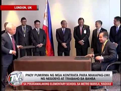 PNoy visits Imperial War Museum in UK