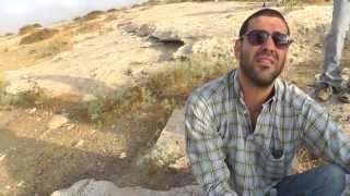 "Meet ""Amir Hateeb, freelancer researcher for PANET"" Umm Al Amad 27.7.2013"