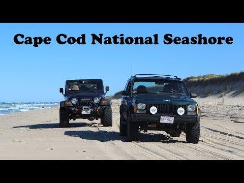Beach Cruising at Cape Cod National Seashore