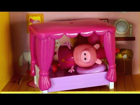 Свинка Пеппа на русском языке. Мультики с игрушками для Детей, для Малышей