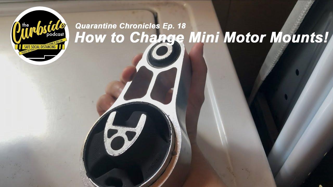 How to Change Mini Motor Mounts! - Quarantine Chronicles Ep. 18
