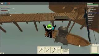 Police boat | ROBLOX Tradelands *READ DESC*