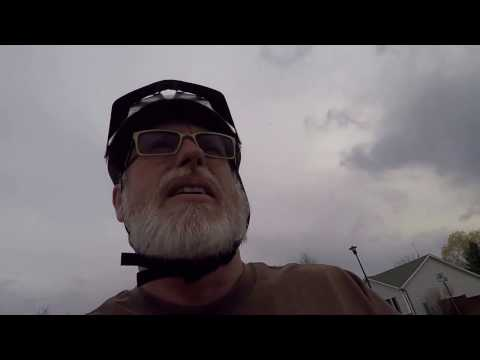 Windsor, CO, Electric Unicycle Lake and Canal Ride (Gotway ACM)