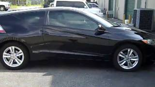 Flying Window Tinters 2012 Honda CRZ tinted with FormulaOne