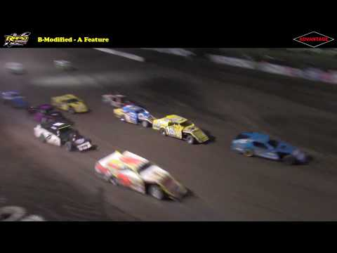 B-Modified -- 8/11/17 -- Rapid Speedway