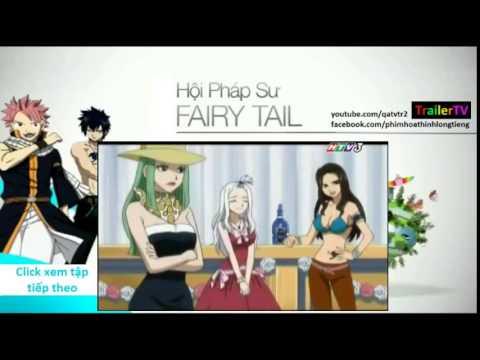 [HTV3] Fairy Tail Hội Pháp Sư Lồng Tiếng Tập 43,44