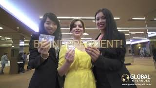 Become a Global InterGold client in  Thailand!