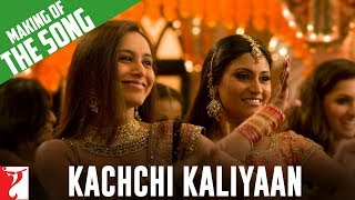 Making of the Song - Kachchi Kaliyaan - Laaga Chunari Mein Daag