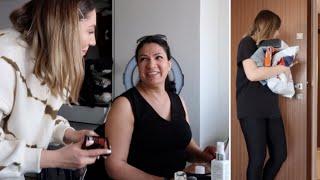 ANNEMLER RESMEN EVİMİ BASTI...   Günlük Vlog 58
