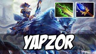 YapzOr Plays MIRANA ROAMING - Dota 2