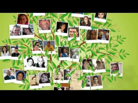 MyHeritage.com in 100 seconds