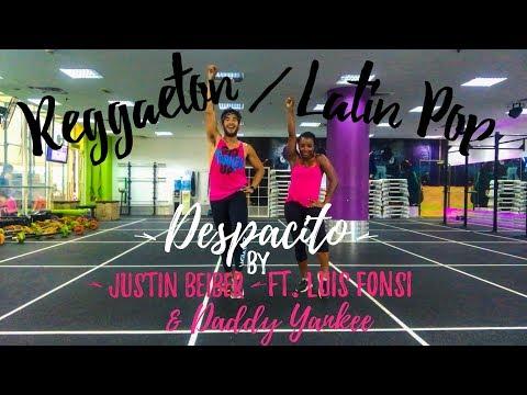 Despacito by Luis Fonsi & Daddy Yankee Ft. Justin Beiber | Zumba® Fitness | Masterjedai