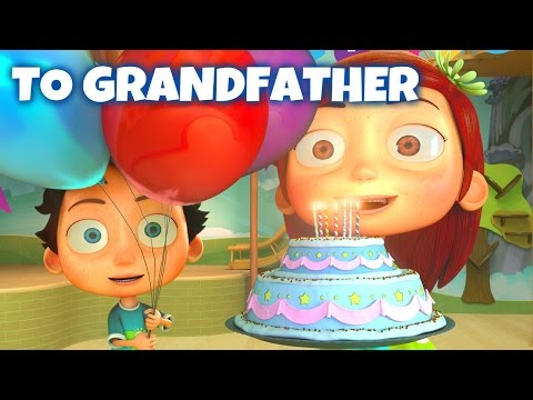 Happy Birthday Song to Grandfather fragman