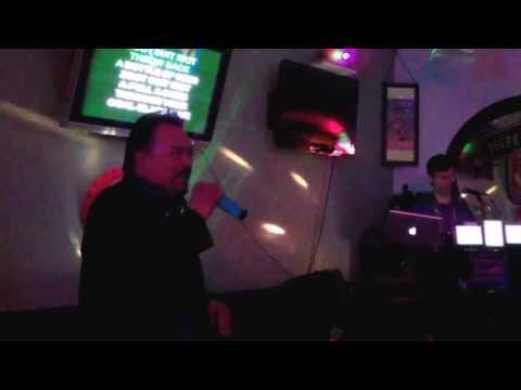 Tony G with DJ Purple @ Foster City Mariners Karaoke Every Friday Night ~ Zoot Suit Riots