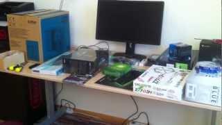 Unboxing Gaming-PC i7-3770K, GTX-680 OC, 16 GB RAM, 128 GB(Unboxing Akündigung meines neuen Gaming-PCs, bzw. dessen einzelne Komponenten. Hier die ganze Liste Intel Core i7-3770K, 4x 3.50GHz, boxed ..., 2012-12-24T03:53:28.000Z)