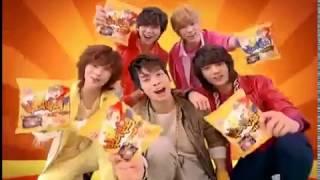 SHINee(샤이니) - Ppusyeo ppusyeo(뿌셔뿌셔) TV CF (cartoon-ver.)