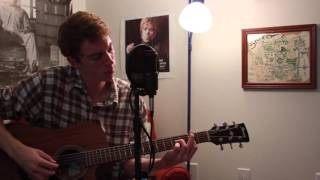yellow coldplay a cover by nathan leach
