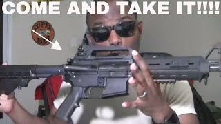 Heres why the AR-15 should *not* be BANNED!!!?