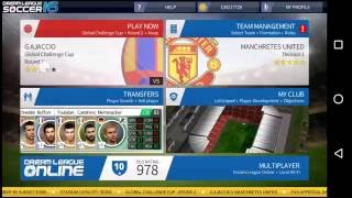 Dream League Soccer 2016 MOD By ANDROPALACE
