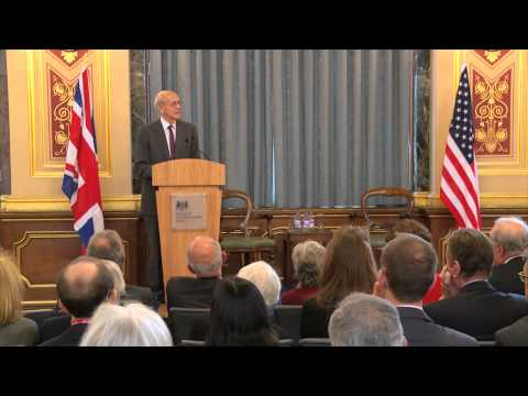60th Anniversary Marshall Alumni Lecture - Justice Breyer- 8 April 2015