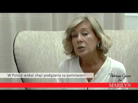 Wywiad z Pani? Patrizi? Gucci