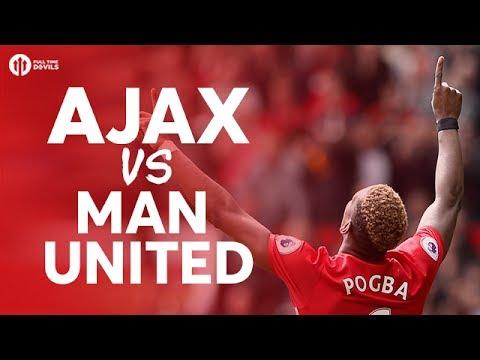 Ajax vs Manchester United | EUROPA LEAGUE FINAL PREVIEW