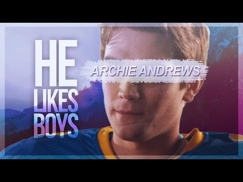 archie andrews | he likes boys