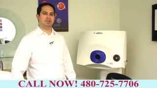 Modern Eye Exam Technology Phoenix AZ (480) 725-7234