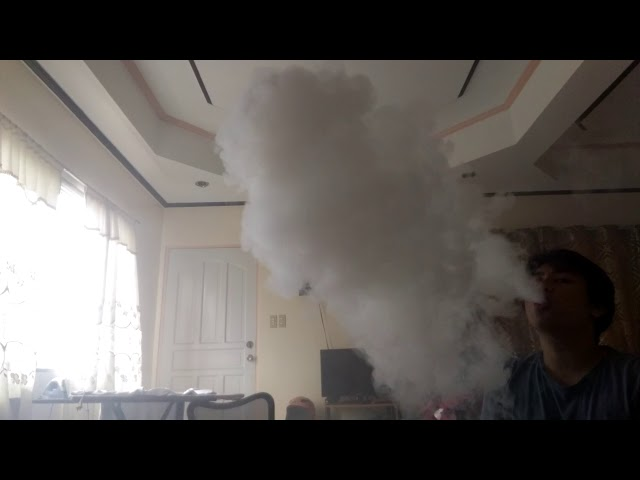 Cloudchasing Build | Device Overheat! Haha