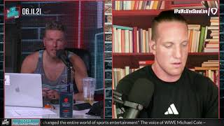 The Pat McAfee Show   Friday June 11th, 2021