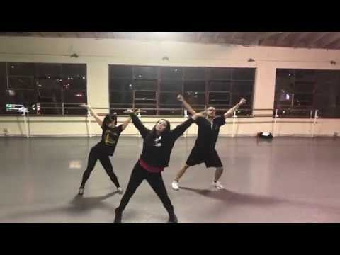 INXS - Need You Tonight - choreography by Leslie Panitchpakdi