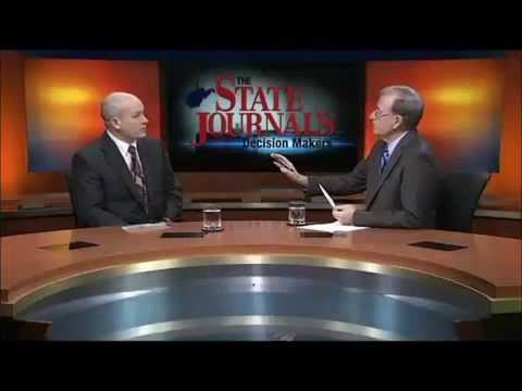 Keith Morgan WVCDL and Bray Cary - WV The State Journal Decision Makers - GUN CONTROL