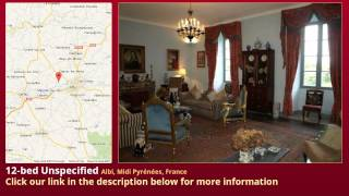 12-bed Unspecified for Sale in Albi, Midi Pyrénées, France on frenchlife.biz