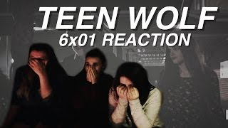 Download Video TEEN WOLF 6X01 REACTION MP3 3GP MP4