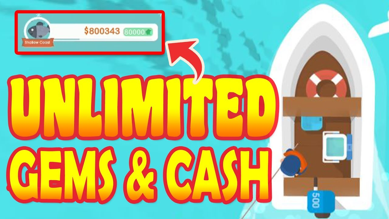 Hooked Inc Hack | Hooked Inc Cheats | Fisher Tycoon Unlimited Gems and Cash