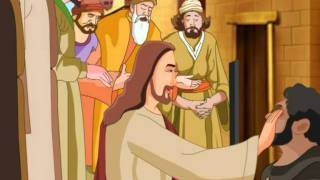 Jesus Heals The Blind Man Animation Video