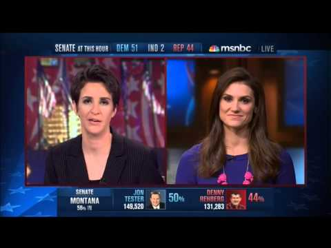 Presidential Election 2012 Coverage 17/19