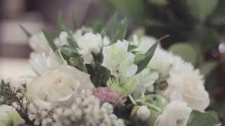 Яблочная свадьба Ольги и Максима