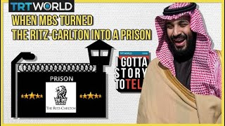 When MBS tortured his relatives at the Ritz-Carlton | I Gotta Story to Tell | Episode 18