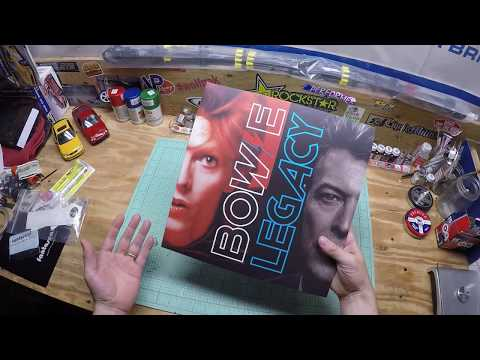 David Bowie Legacy Vinyl Album Review 2016 Might Be Ny New Favorite Album