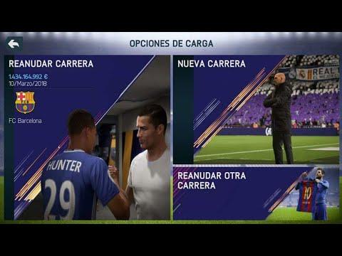 ACTUALIZACIÓN FIFA 18 PARA ANDROID V10 ALTER. CON MINIKITS |BUG ...